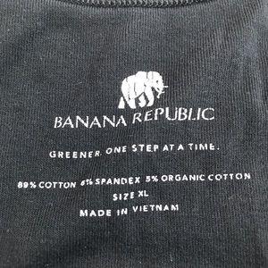 Banana Republic Tops - Banana Republic basic tanks, 3 Black